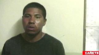 Capturan a delincuentes que robaban casas de playa en Cerro Azul