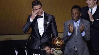 Bloque Deportivo: las lágrimas de Cristiano Ronaldo y su segundo Balón de Oro