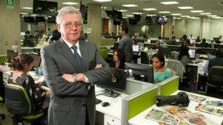 Luis Agois: Recurrimos a El Comercio ante la compra hostil del Grupo La República