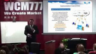 SBS asesorará para recuperar inversión en empresa piramidal WCM777