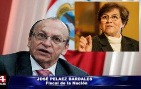 Fiscal Gladys Echaíz habría renunciado por intereses políticos