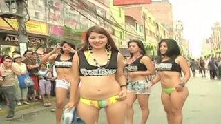 La Victoria: convocan a elección de la 'Miss Bikini Gamarra 2014'