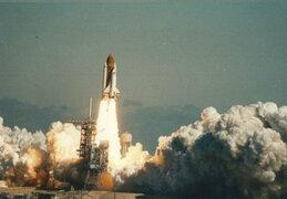 FOTOS: revelan imágenes inéditas de la tragedia de transbordador Challenger
