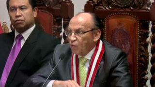 Noticias de las 6: Peláez advierte que traslado de terroristas pone en riesgo al país