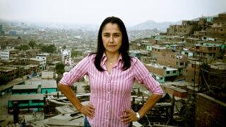 El 53.3% de peruanos rechaza posible candidatura de Nadine Heredia