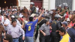 Áncash: balazos durante lectura de sentencia a alcalde de Chavín de Huantar