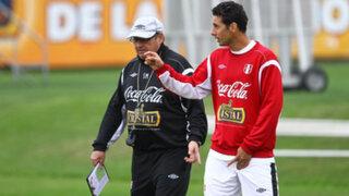 Selección peruana: Pizarro pide que Markarián continúe al frente de la bicolor