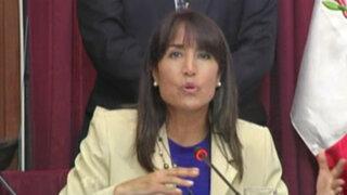 Ministra Silva: Elección de consejeros comerciales fue totalmente transparente