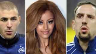 Empezó juicio a Franck Ribéry y Karim Benzema por prostitución de menores
