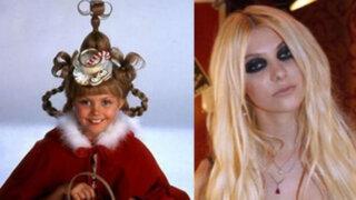 FOTOS: conoce a la inocente niña de 'El Grinch' después de 13 años