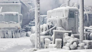 Ola de frío extremo vuelve a afectar al noreste de Estados Unidos