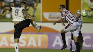 VIDEO: Guerrero marcó su primer gol del 2014 y le dio el triunfo al Corinthians
