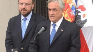 Sebastián Piñera escuchará fallo de La Haya junto a su canciller en Palacio La Moneda
