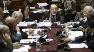 Congreso sesionará el próximo lunes 27 de enero por fallo de La Haya