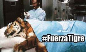 FOTOS: cibernautas se solidarizan con Radamel Falcao tras terrible lesión