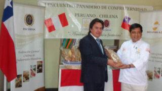 Gremios panaderos de Perú y Chile suscribieron acuerdo de cooperación