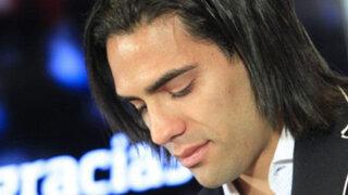 Radamel Falcao envió emotivo mensaje a sus seguidores tras lesión