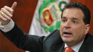 Chehade: Presidente Humala fue importante impulsor en la demanda marítima