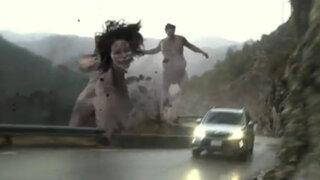 "Popular anime ""Shingeki No Kyojin"" aparece en comercial de autos Subaru"