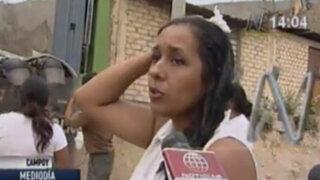 Noticias de las 7: brutal agresión a periodistas durante desalojo en Campoy