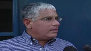 Óscar López Meneses acudió a conciliación con Ollanta Humala