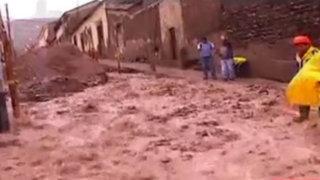 Ayacucho: Huayco mata a dos hermanitas de 11 y 15 años