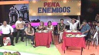 Enemigos Públicos estrenó segmento la 'Peña Enemigos'