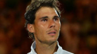 Nadal rompe en llanto tras perder contra Wawrinka por el abierto de Australia