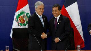 Humala y Piñera se reúnen en Cuba para hablar sobre fallo de La Haya