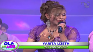 'La chinita del amor' Yarita Lizeth nos presenta su nuevo éxito 'Amigo'