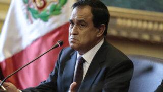 Fredy Otárola: Se sancionó con firmeza y sin espíritu de blindaje a congresistas