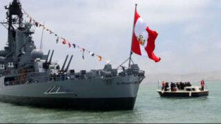 La Marina inició sus operaciones en aguas del denominado 'triángulo exterior'