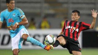 Bloque Deportivo: Cristal se quedó corto ganando 2-1 al Paranaense
