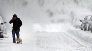 Tormenta de nieve deja al menos 10 muertos en el sur de Estados Unidos