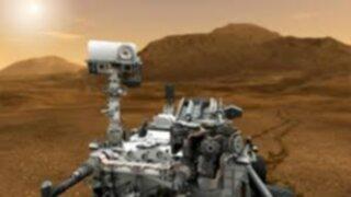 FOTOS: ¿El robot Curiosity de la NASA captó Ovnis en Marte?