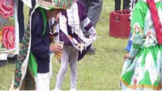 Huancayo: menores de edad son captados tomando licor en fiesta patronal