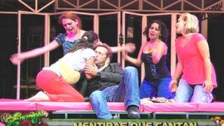 Enemigos Públicos: Lima ya disfruta de obra 'Mentiras, el musical'