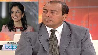 Nacionalista presentaría recurso ante el TC para que Nadine Heredia postule en 2016