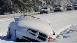 Al menos siete muertos deja tormentas de nieve en EEUU