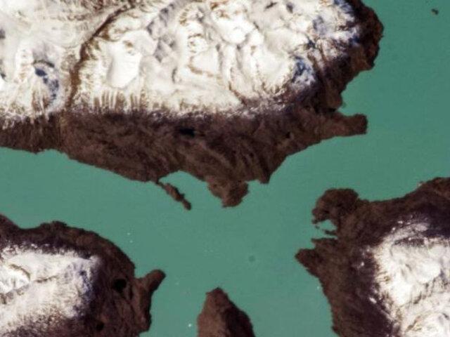 FOTOS: espectaculares fenómenos naturales del 2013 registrados por astronautas