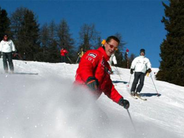 Schumacher se accidentó por tratar de salvar a una niña, según nueva hipótesis