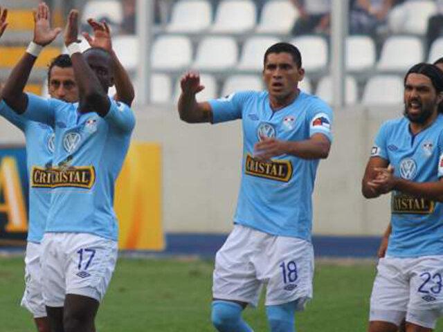 Sporting Cristal perdió 3-0 ante Nacional de Uruguay en final de Copa Bandes
