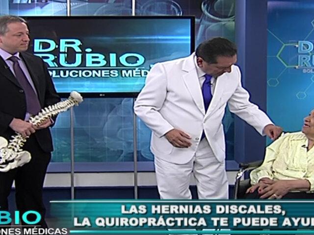 Soluciones Médicas: dígale adiós a los dolores en la columna con la quiropráctica