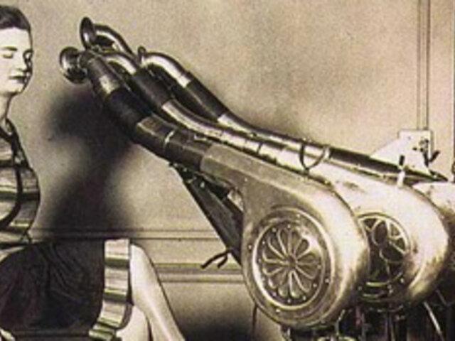FOTOS: así eran los aterradores tratamientos de belleza del siglo pasado