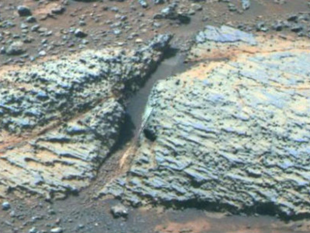 NASA: encuentran indicios de que existió vida en Marte