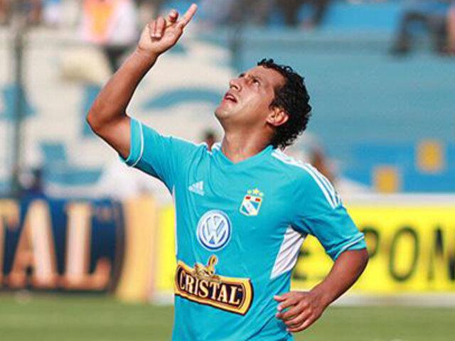Sporting Cristal no inscribió a Renzo Sheput para la Copa Libertadores
