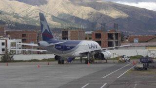 Cusco: suspensión de vuelos de conocida aerolínea provocó malestar en turistas