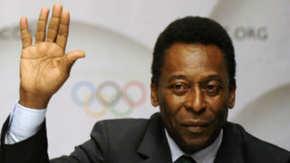"""Pelé """"El fútbol no tiene nada que ver con la corrupción de los políticos"""""""