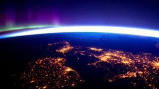 FOTOS: sorpréndase con la noche en la Tierra vista desde el espacio