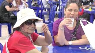 Limeños celebraron Día del Pisco Sour en diferentes bares de capital